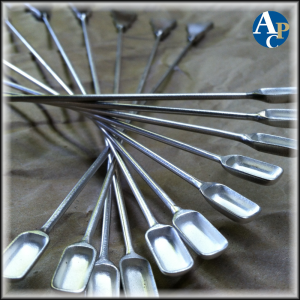 Silver Medical Components