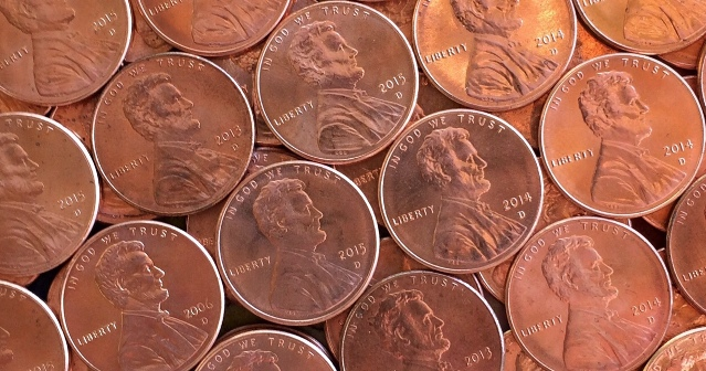 how much copper is in a penny youd be surprised