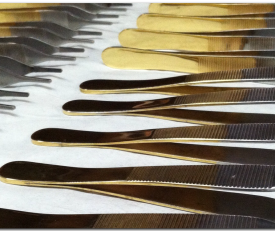 Metal plating, finishing, and polishing